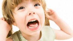 frustrerede børn